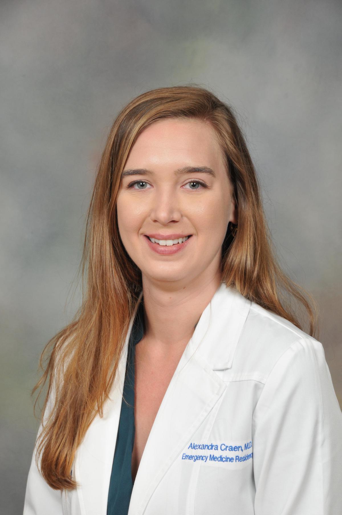 Alexandra Craen, M.D.