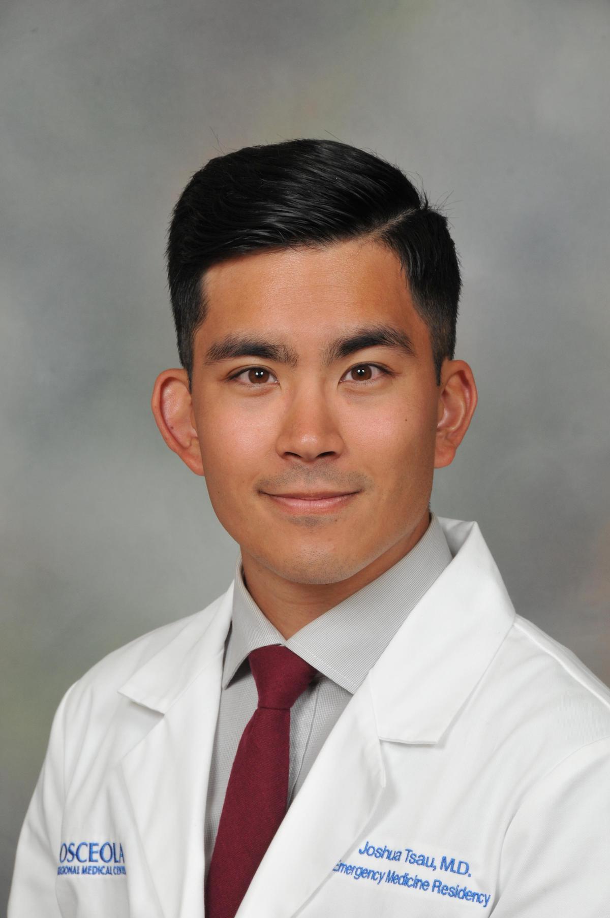 Joshua Tsau, M.D.
