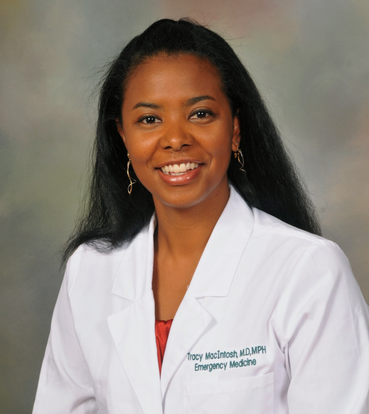 Tracy MacIntosh, MD, MPH, MS, FACEP
