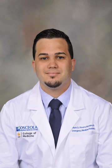 Mark Rivera-Morales, M.D.