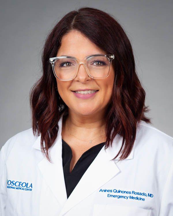 Anines Quiñones, MD