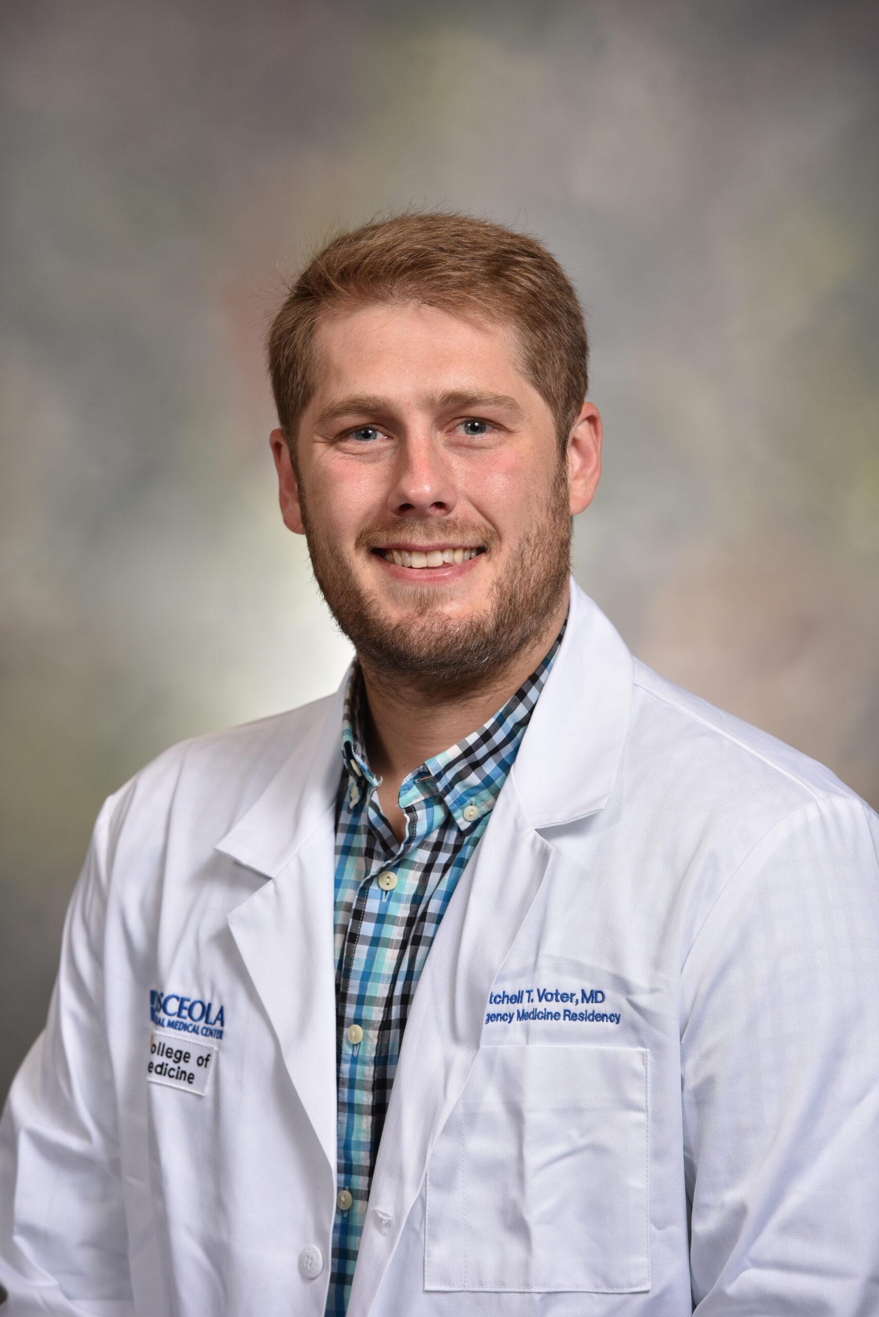 Mitchell Voter, MD